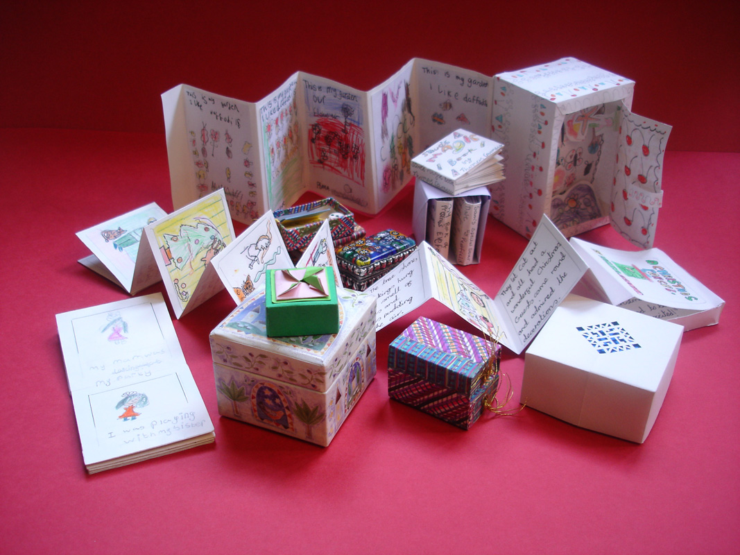 The Book Art Project Pioneering Work In Developing